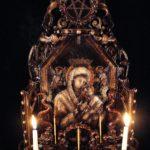 Anti-Christ Child Altar