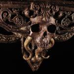 Tentacle Skull Shelf (detail)