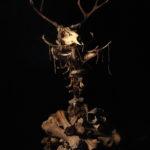 Deer Skull Effigy